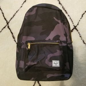 New Herschel Camo Backpack